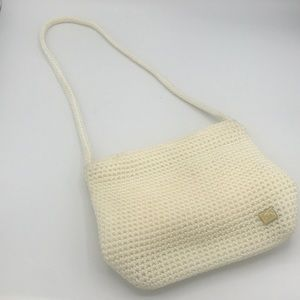 The Sak Small off white shoulder bag